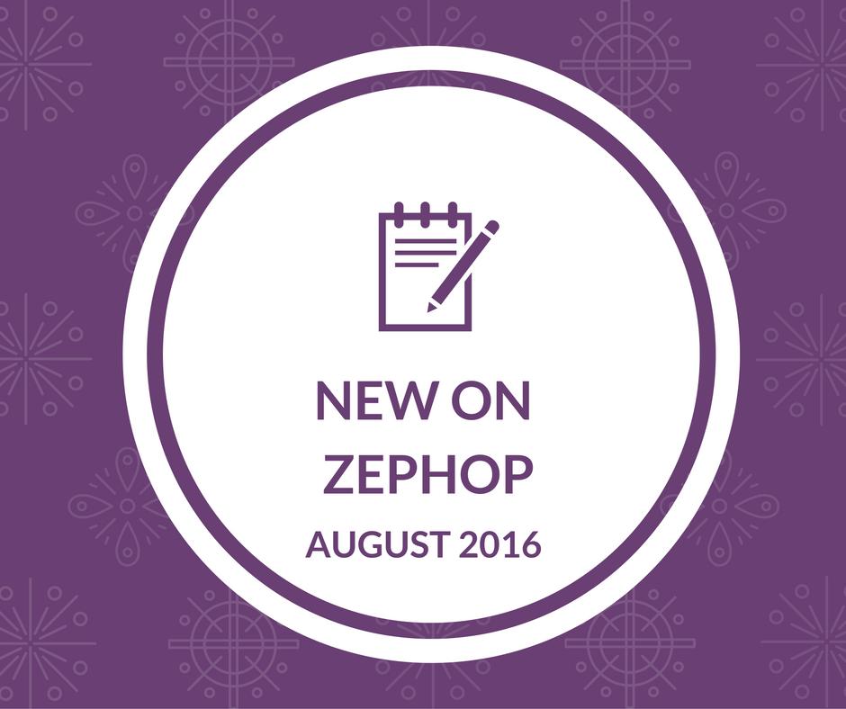 new on zephop